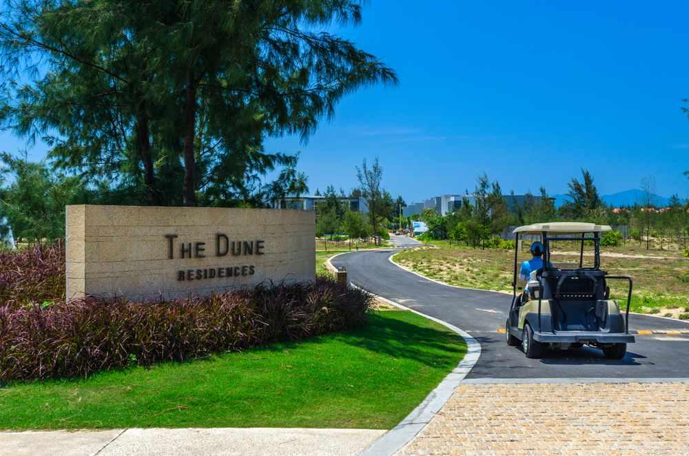 The Dune Residences – khu biệt thự đạt tiêu chuẩn Châu Âu tại Đà Nẵng