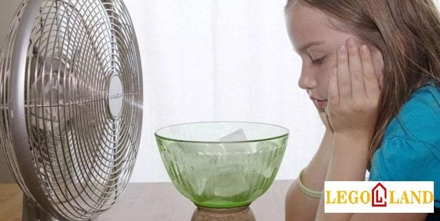 10 cách làm giảm nhiệt độ phòng xuống 5 – 10 độ cực nhanh