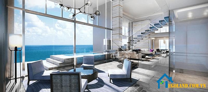 Khám phá những điểm hấp dẫn của căn hộ penthouses