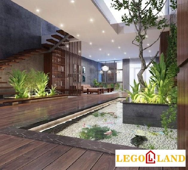 Lựa chọn các khoảng không gian, vị trí - kích thước phù hợp với ngôi nhà