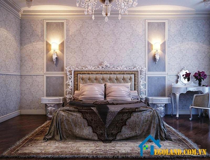 Lựa chọn thảm trải sàn cho phòng ngủ thêm ấm áp