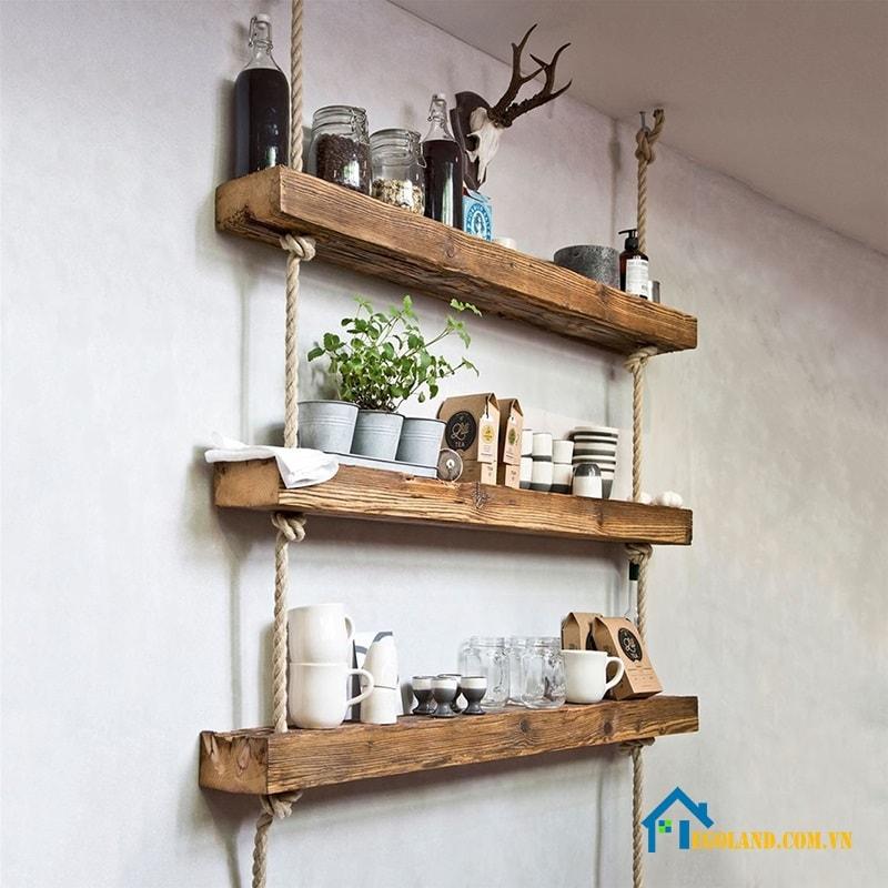 Sử dụng đồ handmade, tái sử dụng một số đồ cũ để tạo nét xưa cho không gian phòng ngủ