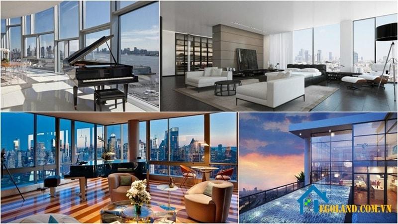 Penthouses là gì ?