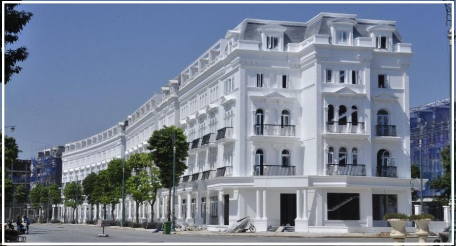 Biệt thự Louis City Tân Mai