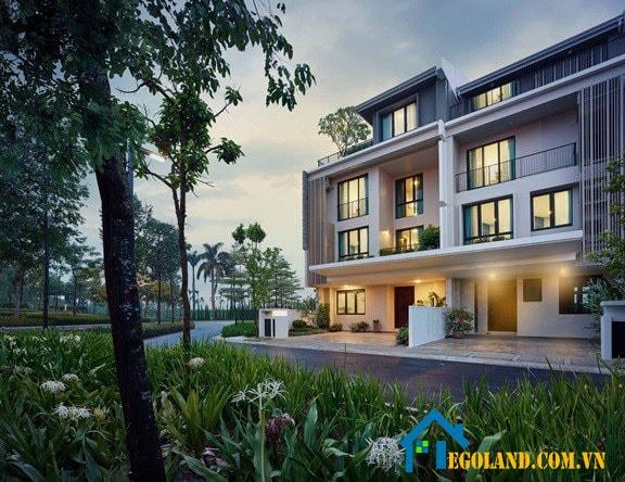 Dự án The Mansions - biệt thự liền kề tại Hà Nội giá rẻ