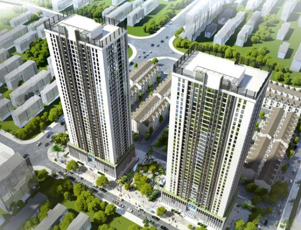 Dự án chung cư Hà Nội A10 Nam Trung Yên