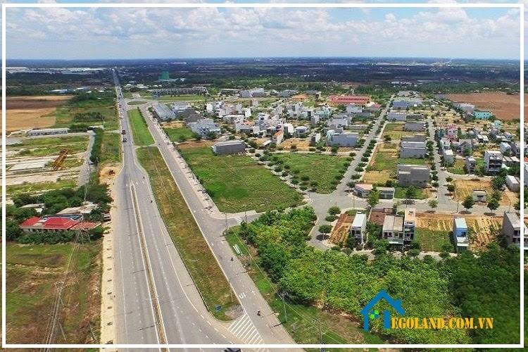 Hãy mua đất dự án có thực sự tại thực tế đã được phép phân lô