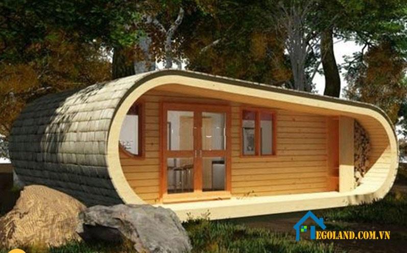 Mẫu bungalow đang được yêu thích