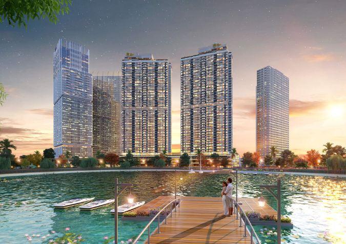 chung cư the matrix one - chung cư tại Hà Nội bàn giao năm 2021