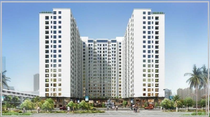 chung cư tại Hà Nội bàn giao năm 2021