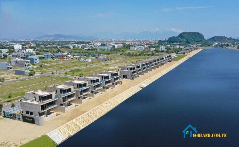 Biệt thự liền kề Đà Nẵng- ONE RIVER