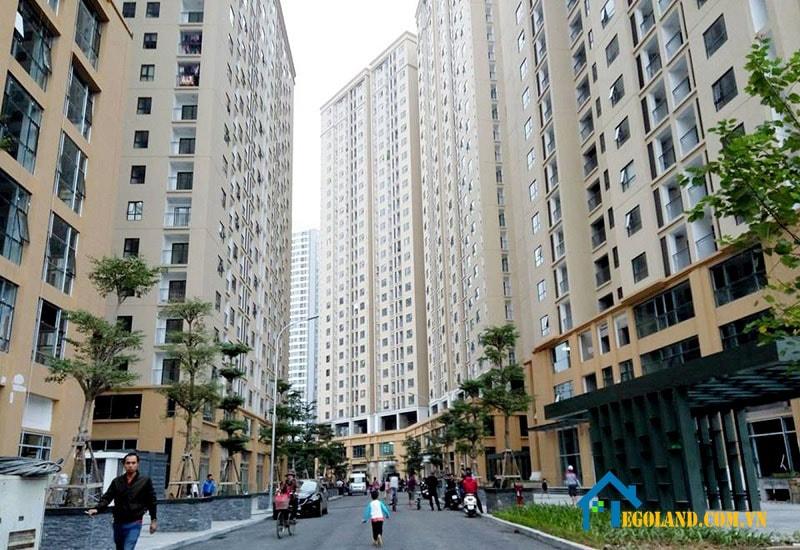 Chung cư New Horizon City