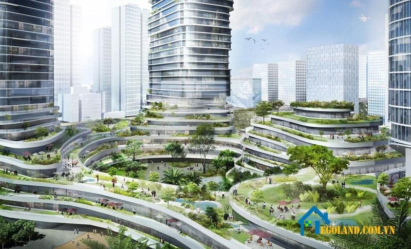 Empire 88 Tower - chung cư Hồ Chí Minh sắp mở bán