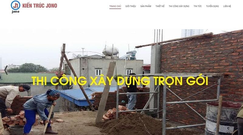 Xây nhà trọn gói tại Hà Nội JUNO