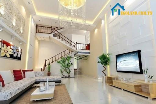 Thiết kế nội thất cho phòng khách