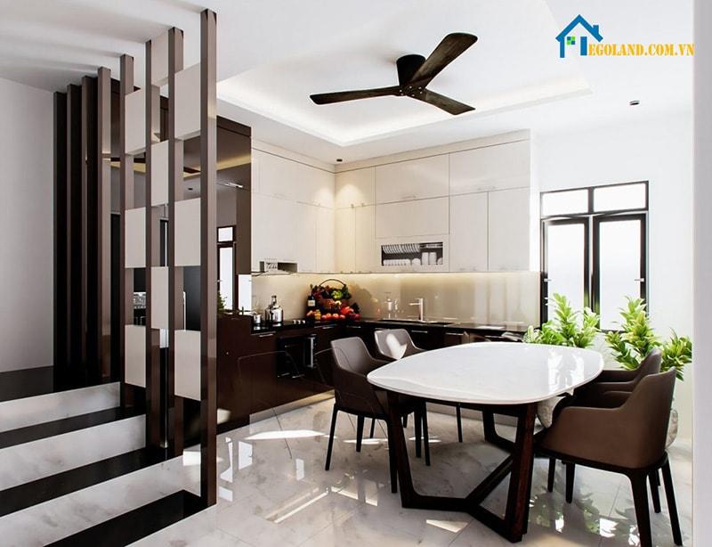 Phong cách thiết kế phòng bếp