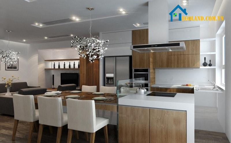 Phong cách thiết kế phòng bếp 2
