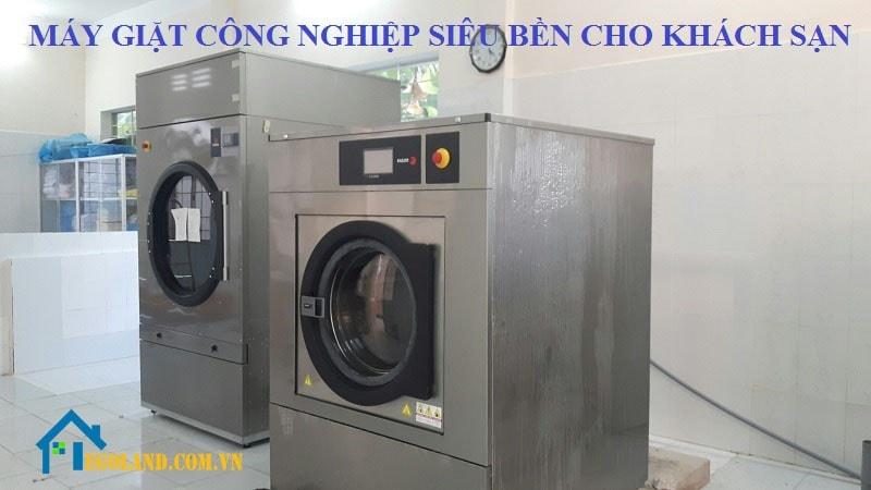 Máy giặt công nghiệp siêu bền