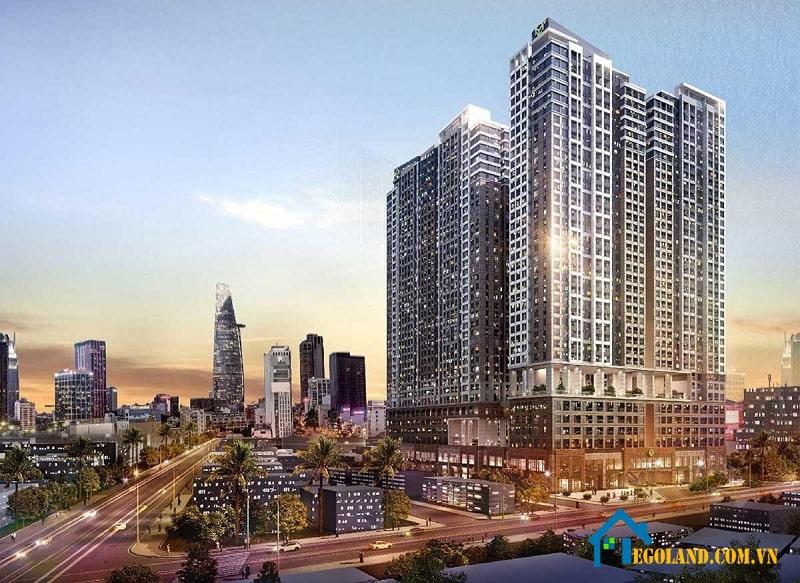 Soho Residence - dự án chung cư Hồ Chí Minh sắp mở bán