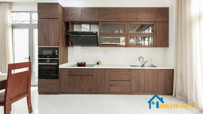 tủ bếp gỗ công nghiệp 5