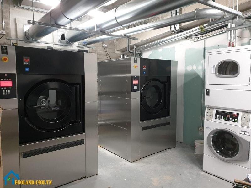 Giá máy giặt công nghiệp