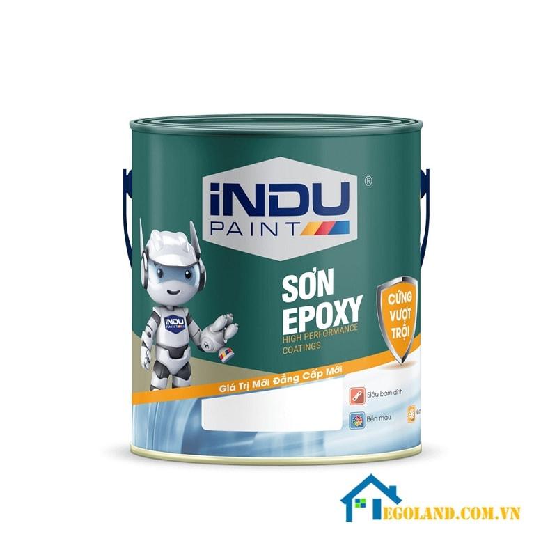 Các loại sơn Epoxy phổ biến hiện nay