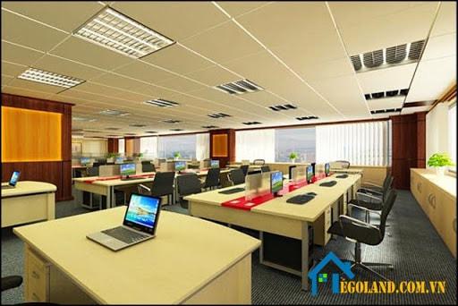Công ty thiết kế nội thất văn phòng Cổ phần LANDCO