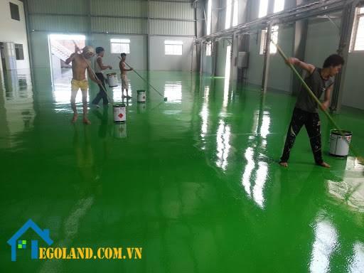 Giá thi công sơn - Công ty Hà An