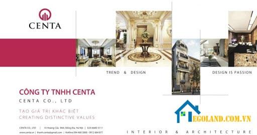 Công ty TNHH nội thất Centa