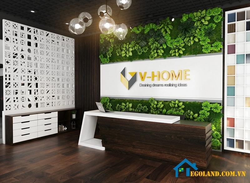 Công ty thiết kế nội thất, ngoại thất V-Home