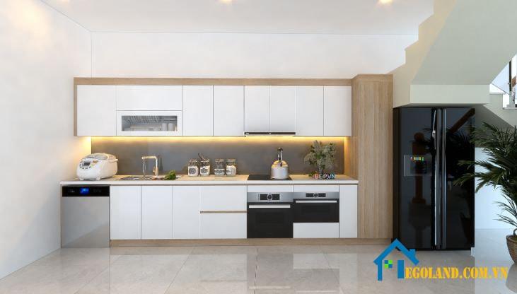 Đơn vị thiết kế tủ bếp giá rẻ Thiên Furniture