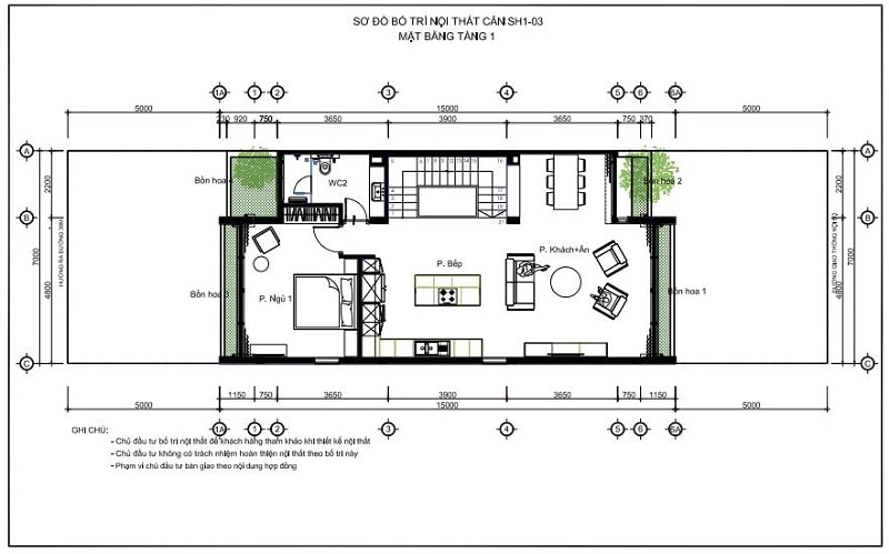 Shophouse Casamia 175m2 1