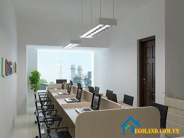 thiết kế nội thất văn phòng V-Home