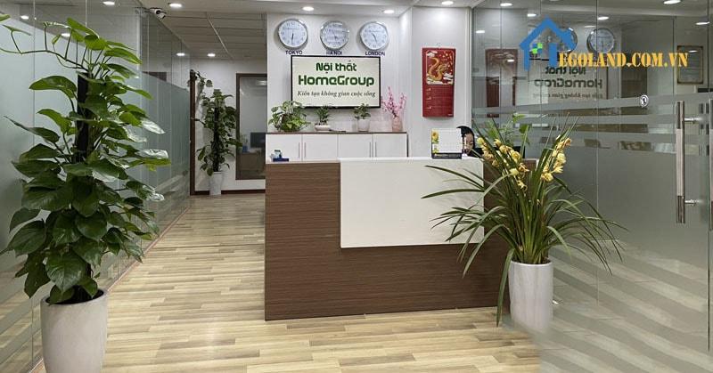 Công ty cổ phần xây dựng và nội thất Homegroup