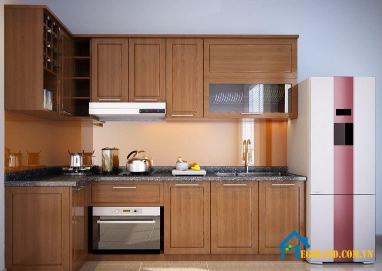 Thiết kế tủ bếp Mộc Xinh