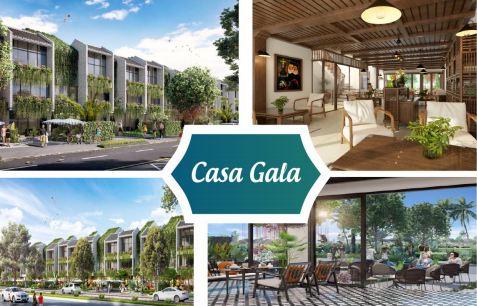 Tiểu khu Casa Gala