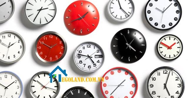 Việc nắm giữ thời gian hoàn toàn thuộc về bạn, cần phải có sự sắp xếp hợp lý
