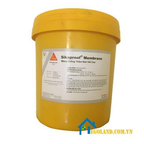 Sản phẩm chống thấm Sika Proof MemBrane