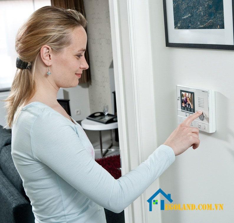 Chuông cửa không dây ngày càng trở nên phổ biến