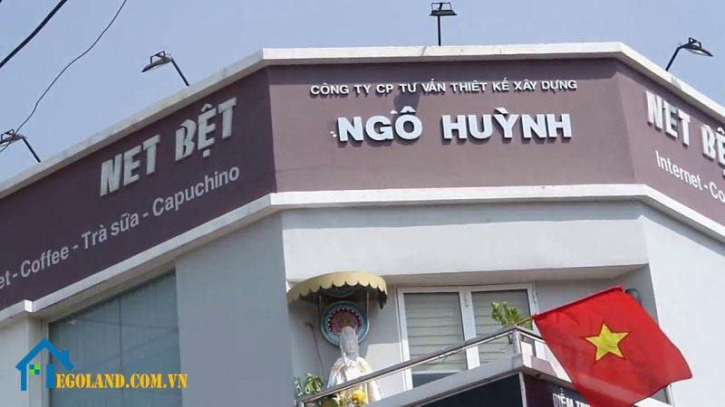 Ngô Huỳnh - đơn vị xây nhà trọn gói tại TP. Hồ Chí Minh