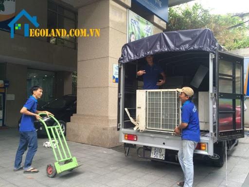 Dịch vụ chuyển nhà Hùng Phát