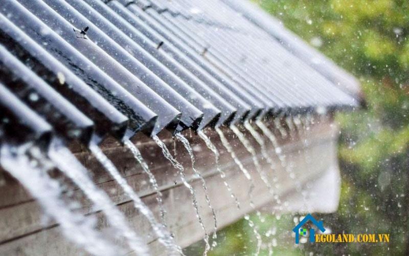 Kinh nghiệm xây nhà cần phải được chú trọng đến thời tiết