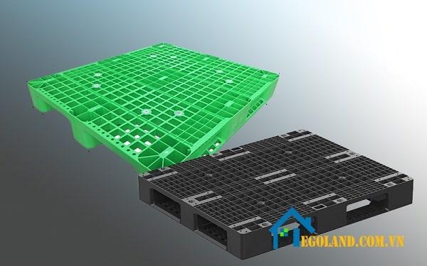 Top 10 đơn vị bán pallet nhựa TPHCM rẻ và bền