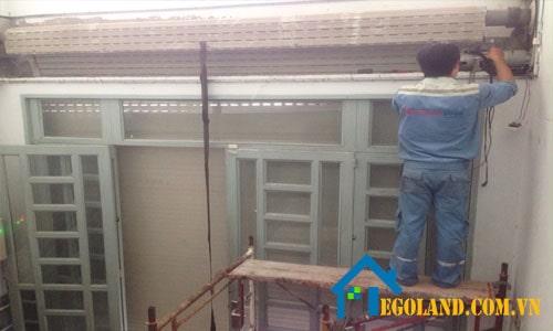 Sửa cửa cuốn Quang Tuấn