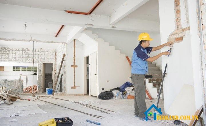 Tại sao cần đến dịch vụ sửa chữa nhà ở?