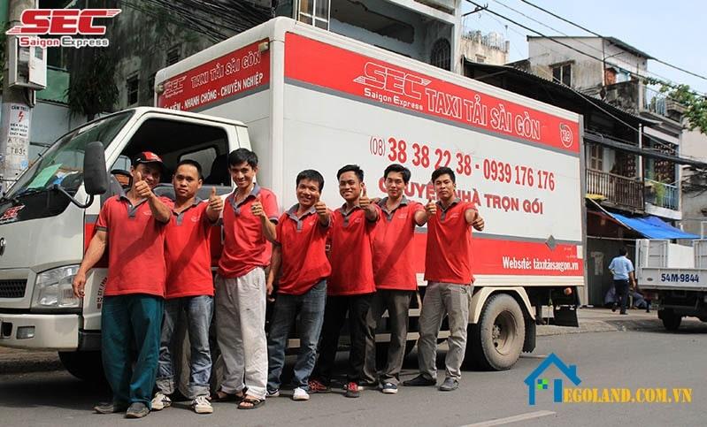 Taxi Tải Saigon Express