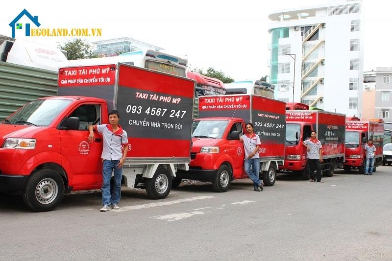 Taxi tải Phú Mỹ
