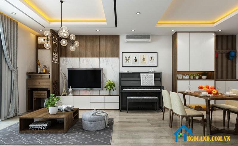 Công ty thiết kế nội thất tại Thái Bình - NB Concept