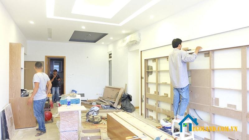 Top dịch vụ sửa chữa nhà ở uy tín tại Hà Nội