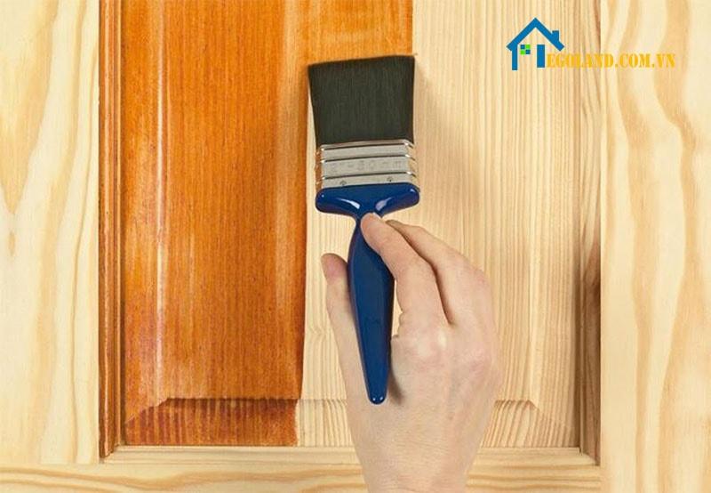 Vecni được là một loại sơn đã phổ biến từ rất lâu dùng để trang trí đồ nội thất bằng gỗ